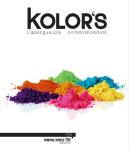Catálogo promocional 2015