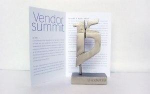 Escultura 15º aniversario de empresa