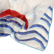 Pañuelo de seda corporativo