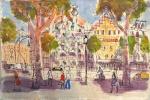 Regalos de empresa sobre Gaudí